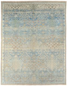 rug- wool hand knotted , yarkand- made in Afghanistan