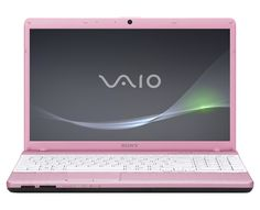 Sony Vaio 15.5'' VPCEH190X CTO, pink