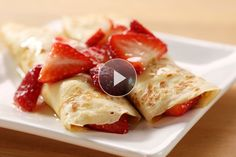 Watch How to Make Crepes