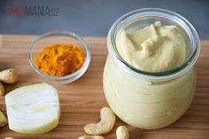 """Nejjednodušší a nejrychlejší """"sýr"""", který si můžete v syrové stravě vytvořit."""