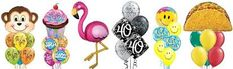 Looking to give birthday gift for your loved ones, birthday balloons are the best choice. Balloon HQ provides you the wide range of birthday balloons at an affordable price with home delivery services in Brisbane and Gold Coast area. Send Balloons, Helium Balloons, Birthday Balloons, Balloon Gift, Balloon Arch, Gold Coast Australia, Balloon Decorations, Different Shapes, Brisbane