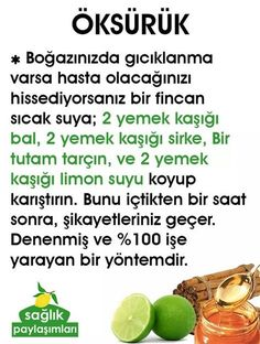 This Pin was discovered by Ira öksürük tedavisi için formül Healthy Beauty, Health And Beauty, Home Remedies, Natural Remedies, Health Diet, Health Fitness, Cat Health, Fitness Tattoos, Good To Know