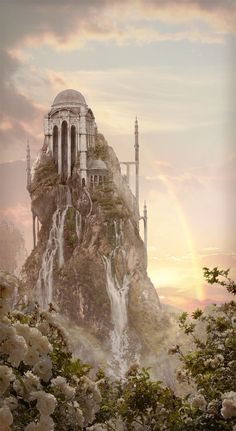 Fantasy Castles Art Gallery - THE BEAUTY AROUND US - Earth Monster World