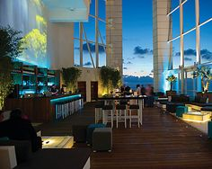 Four Seasons Beirut - the best Rooftop Bar in the world