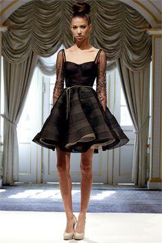 Sfilata Dennis Basso New York - Collezioni Primavera Estate 2013 - Vogue