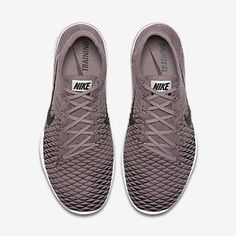 Nike Free TR Flyknit 2 Chrome Blush Women's Training Shoe