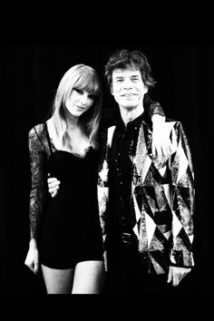 Taylor Swift & Mick Jagger! concert in Chicago
