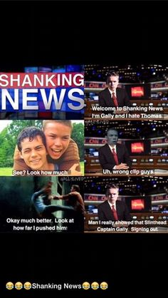 Shanking News