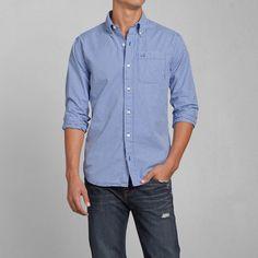 Mens - Classic Fit Shirt | Mens - Shirts | CUADROS