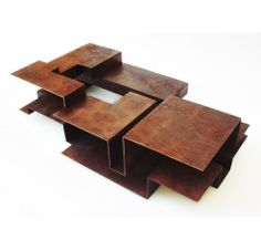 sculpture or table
