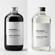Shampoing Shiro & Kuro de Sort Of Coal - NEO-SAPIENS.FR - L'art de la sélection de produits