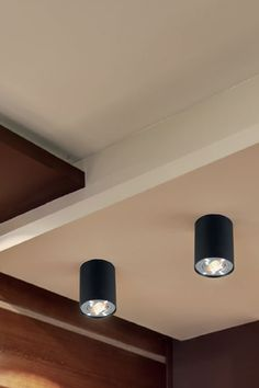 Bodové designové svítidlo Rondoo s jednoduchým, čistým designem.   #inspirace #osvětlení #bodovky #luxprim Wall Lights, Ceiling Lights, Track Lighting, Design, Home Decor, Dark Eye Circles, Luxury, Homemade Home Decor, Appliques