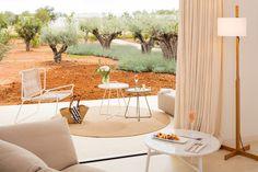 prachtig boektiek hotel in het Noorden van Ibiza