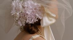 Yestadt Millinery bridal collection