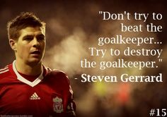 22 quotes by Steven Gerrard on Soccer, Fans and Liverpool Liverpool Fc Badge, Liverpool Fc Champions League, Barcelona Champions League, Liverpool Football Club, Liverpool Players, Football Team, Messi, Neymar, Fc Barcelona Camp Nou