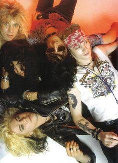 Guns N' roses |m|