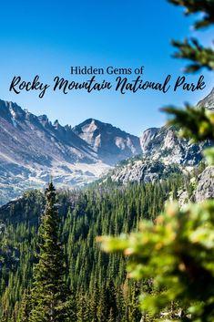 Hidden Gems of Rocky Mountain National Park