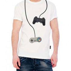 Camiseta M Controle de Videogame Cod: 9389/9391 https://liliwood.com.br/site/det/1125/Camiseta-M-Controle-de-Videogame
