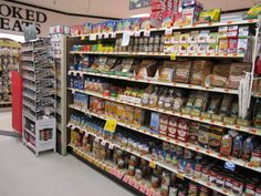 Need an idea for your soup and stock set? Here's a great display!