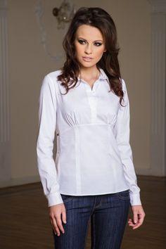 Блузки из хлопка (32 фото): женские хлопковые блузы