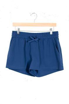 jilliane soft navy shorts