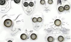 Faces by Victor Nunes