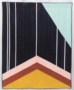 003 by ARIANNA CAGGIANO, QuiltCon 2015 | The Modern Quilt Guild