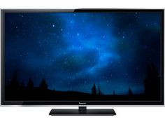 "Our next TV will definitely be a Panasonic plasma model, 55-60"". This would be a great start. UPDATE: D'oh! Waited too long!"