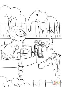 Coloring pages great for Nursery, Pre-K, or Kindergarten ...
