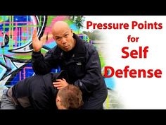 Pressure Points for Self Defense - YouTube