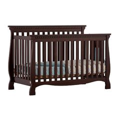 I am in love with this crib!