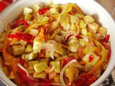 SOTE DE VINETE PENTRU IARNA - Edith's Kitchen Salsa, Cabbage, Mexican, Vegetables, Ethnic Recipes, Image, Canning, Cabbages, Vegetable Recipes