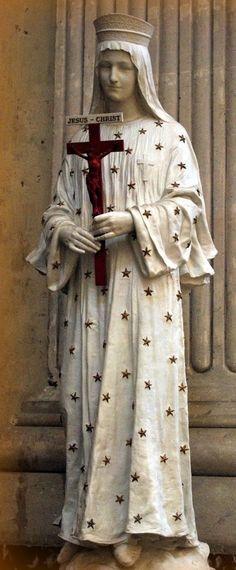 Notre Dame de Pontmain.