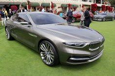 BMW Pininfarina Gran Lusso Coupe 2013 1