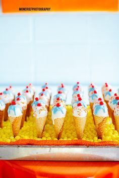 Ice Cream Birthday P