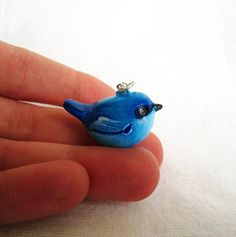 Hey, I found this really awesome Etsy listing at https://www.etsy.com/listing/119756793/blue-bird-necklace-animal-totem-jewelry