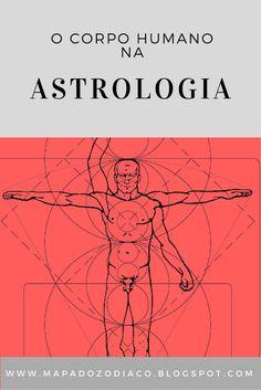 o corpo humano na astrologia