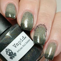 Vapid Lacquer Black Friday '15 (Thermal)