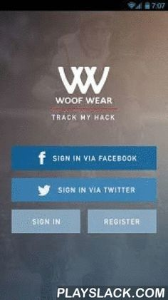 Track My Hack  Android App - playslack.com ,  A horse riders companion, ride and record your hack, share your hacks with friends and family, an app by Woof Wear. Just hit the 'Start Hacking' button and this app will store your ride on your phone using GPS tracking, capturing distance, time taken and even your average speed. Once you have stopped hacking you can then share your rides with your friends and family. Key features include: *My Hacks* This is where all your rides are stored and…