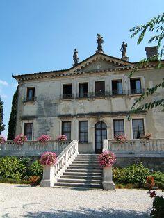 Vicenza, Italy - Villa Valmarana ai Nani