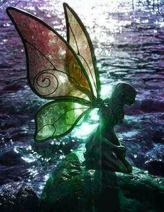 Beautiful fairy piece of art