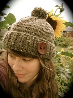 Honey Nutbrown's: Knitting! A Northern Autumn Hat