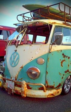 Surf Mobile :-) #VW