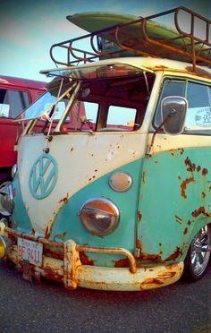 Surf Mobile :-) #VW