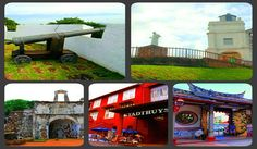 5 UNESCO Heritage Sites, Malacca – Historical Remains of the East