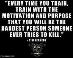 Daily fitness motivation in order to achieve your goals in the gym. Whether you want to build muscle or lose fat, we will help you. Great Quotes, Quotes To Live By, Me Quotes, Motivational Quotes, Inspirational Quotes, Qoutes, Tim Kennedy, Ju Jitsu, Military Quotes
