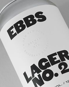 Craft Beer Brands, Michael Bierut, Beer Names, All Things New, Beverage Packaging, Black And White Illustration, Creating A Brand, Product Label, Packaging Design Inspiration
