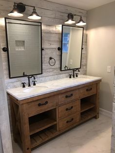 Looking for for ideas for farmhouse bathroom? Browse around this website for cool farmhouse bathroom inspiration. This kind of farmhouse bathroom ideas appears to be completely superb. Bad Inspiration, Bathroom Inspiration, Bathroom Inspo, Bathroom Designs, Cottage Bathroom Design Ideas, Bathroom Colours, Bathroom Layout, Bathroom Styling, Interior Inspiration