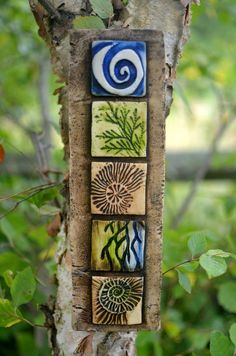 Stone Sculpture, Sculpture Art, Garden Sculpture, Jardin Decor, Garden Totems, Jewelry Tree, Garden Gifts, Raised Garden Beds, Fence Garden