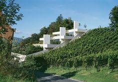 Drei Terrassenhäuser | Luzern >DANIELE MARQUES